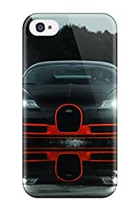 Top Quality Rugged Bugatti Veyron 28 Case Cover For Iphone 4/4s