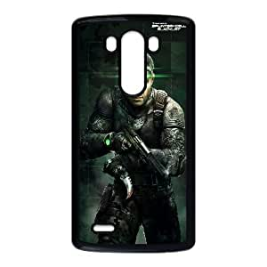 LG G3 Cell Phone Case Black_Splinter Cell Blacklist - Sam Fisher Pwgip