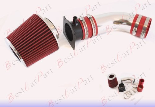 96 97 98 99 00 Audi A4/A6 2.8L V6 Short Ram Air Intake + ...