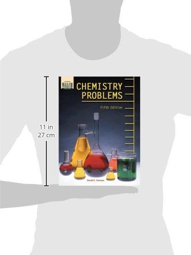 Amazon.com: Chemistry Problems (Fifth Edition) (9780825142666 ...