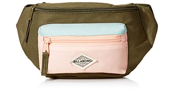 Billabong Womens Zip It Hip Pouch, Olive, ONE: Amazon.es: Ropa y accesorios