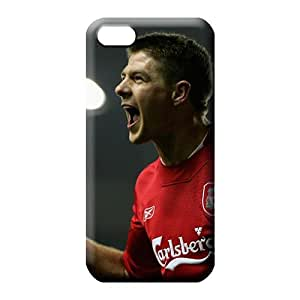 iphone 6plus 6p Excellent Fitted Tpye colorful phone cover case soccer liverpool fc steven gerrard