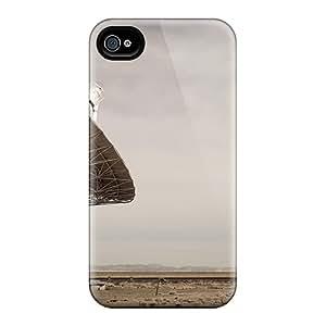 New Premium Flip Cases Covers Satellites Skin Cases For Iphone 6