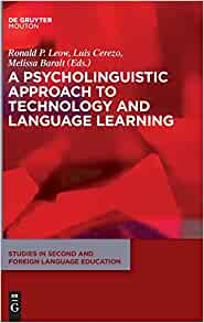 Amazon Com A Psycholinguistic Approach To Technology And border=