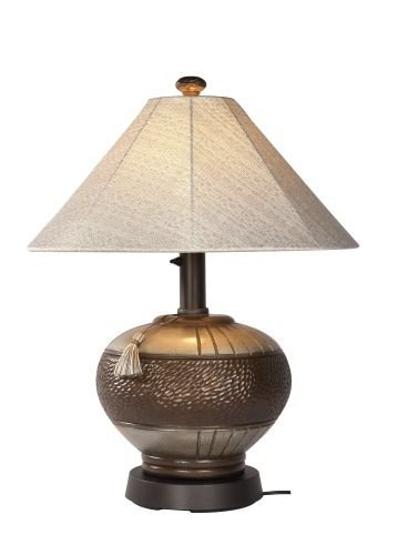 Patio Living Concepts 27916 Phoenix Outdoor Table Lamp With