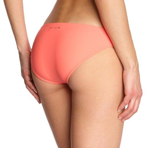 Billabong - Parte de abajo de bikini para mujer Rojo (Neon Corail)