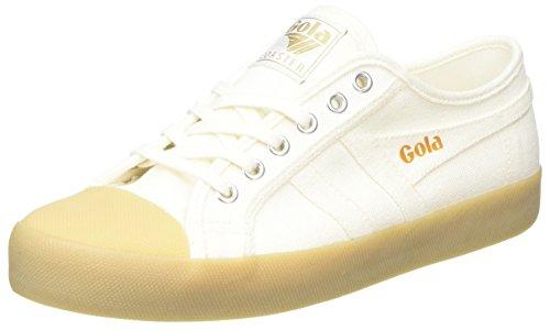 Gola Mens Coaster Lin Blanc Cassé / Gomme