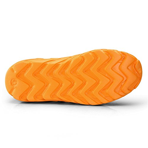 Naranja Libre 3 Zuecos Ligeros Color Aire Al Wangcui 2 Adultos Chanclas Naranja 42 Antideslizantes Unisex EU tamaño wIgq4naxfR