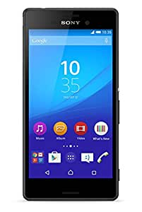 Sony Xperia M4 Aqua 16GB GSM/LTE Unlocked Cell Phone - Black (U.S. Warranty) (Certified Refurbished)