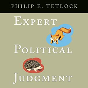 Expert Political Judgment | Livre audio