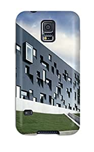 New Super Strong Architectural Buildings Tpu Case Cover For Galaxy S5 3619275K14195286