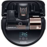 Samsung POWERbot R9350 Turbo Robot Vacuum, World's Most Powerful Suction, Select & Go for Room Selection Cleaning, Ideal for Carpets & Hard Floors, Works with Amazon Alexa and the Google Assistant