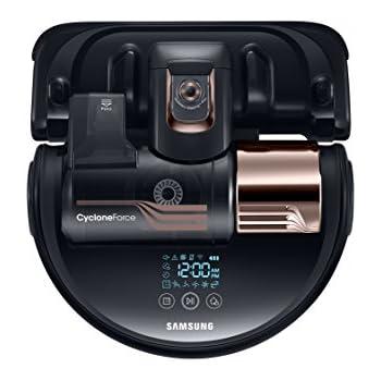 Samsung POWERbot R9350 Turbo Robot Vacuum, Works with Amazon Alexa