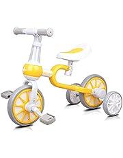VOKUL 3 in 1 Kids Tricycles for 1-3 Years Kids | Kids Trike 3 Wheel Toddler Bike Boys Girls Trikes for Toddler Bike Tricycles Baby Trike