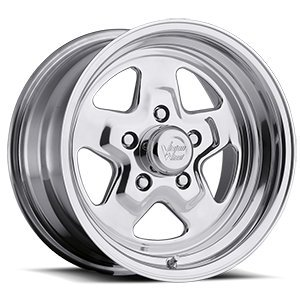 Vision 521H Nitro Polished Wheel with Polished Finish