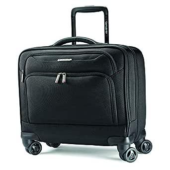Samsonite 89438 Xenon 3.0 Spinner Mobile Office Laptop Bag, Black, 44 Centimeters