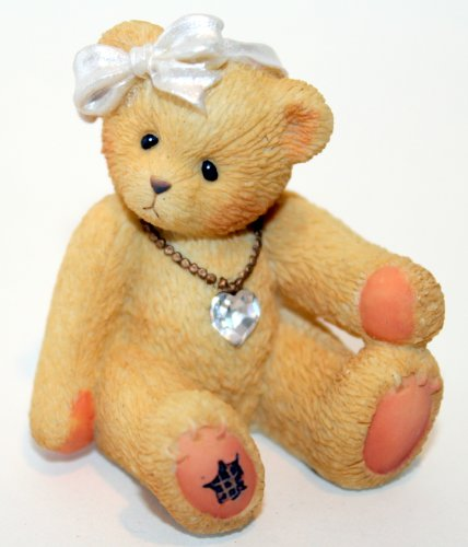 Cherished Teddies Little Sparkles April 239771 (Sparkle Bear)