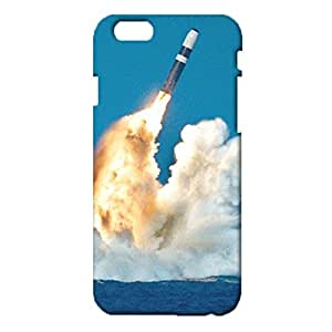 Iphone 6/6s 4.7 (Inch) Characteristic Mysterious Style Fashion Distinctive Missile Cover Case For Iphone 4/4s The Most Pleasing Missile Series Phone Case