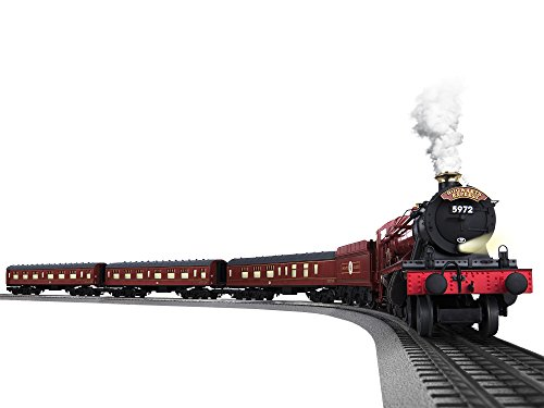 O Model Gauge Trains (Lionel Hogwarts LionChief Train Set - O-Gauge)