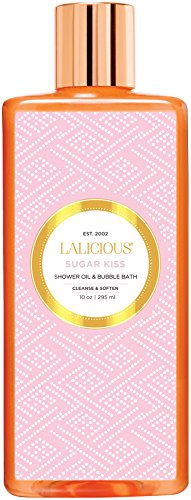 LALICIOUS - Sugar Kiss Shower Oil & Bubble Bath - 10 (Bubble Bath Base)