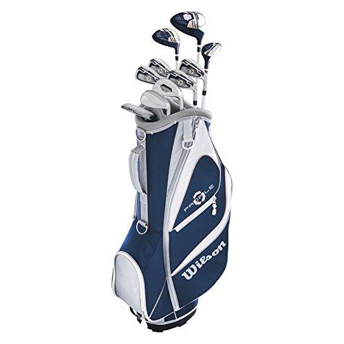 Wilson Women's Profile XD Golf Complete Set Cart Ladies Right Hand (Knight Womens Golf Set)