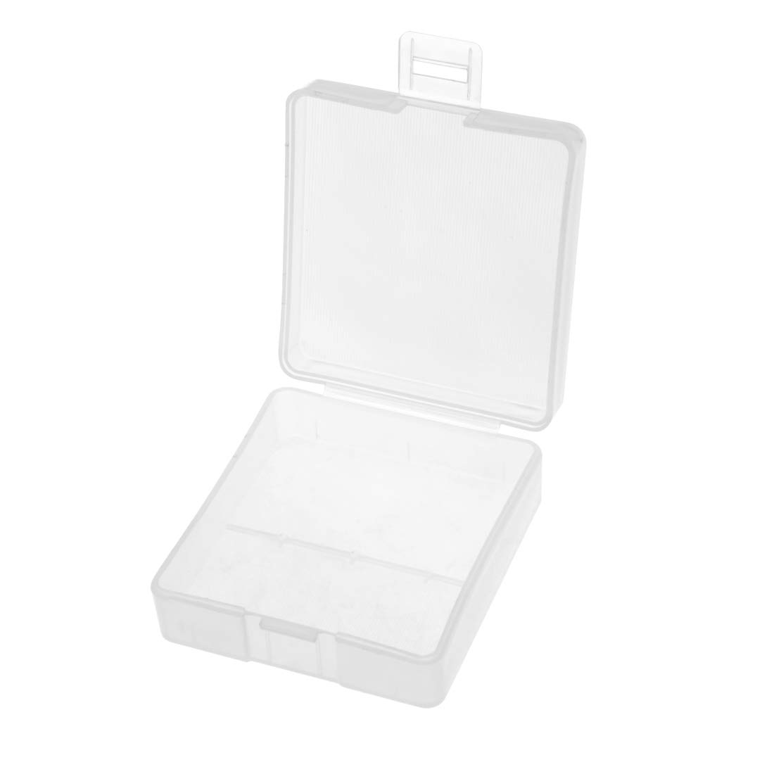 uxcell 10Pcs Battery Storage Case Holder for 2 x 18650 or 4 x RCR123//16340 Batteries Capacity