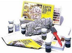 Woodland Scenics Earth Color Kit