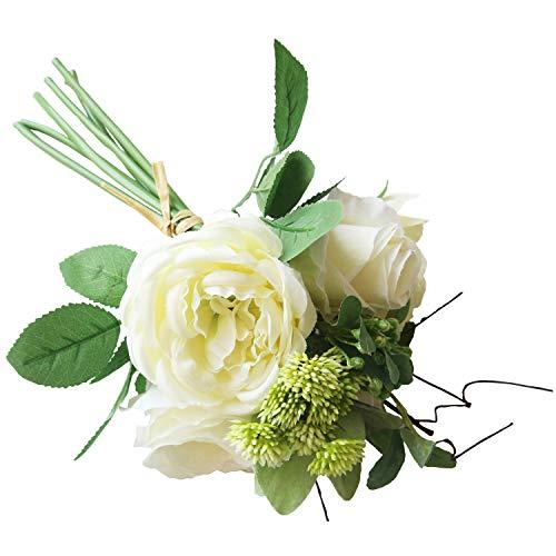 cn-Knight Artificial Flower 2 Bundles of 15