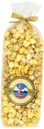 Thatcher's Gourmet Specialties Cheddar Popcorn, Caramel, 7 Ounce