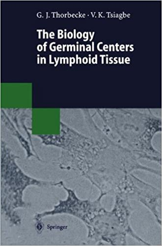 The Biology Of Germinal Centers In Lymphoid Tissue por G. Jeanette Thorbecke epub
