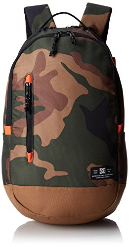 DC Shoes Mens Dc Shoes Trekker - Backpack - Men - One Size - Green Camo One Size ()