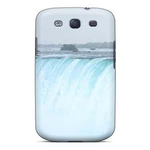New Fashionable Saraumes HypxbVI8289NZVCi Cover Case Specially Made For Galaxy S3(canada Ontario Niagara Falls)