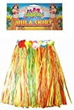 Childs Flowered Hula Skirt (Multi-Colour) (Costume)