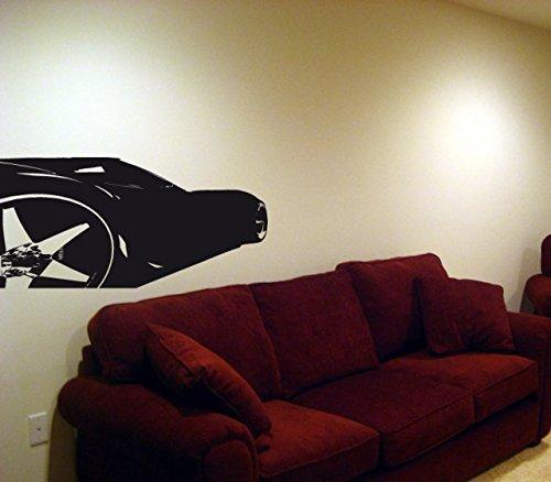 Ferrari F430 Wheel - Vinyl Decal Mural Sticker Car Ferrari F430 Scuderia Wheel 13