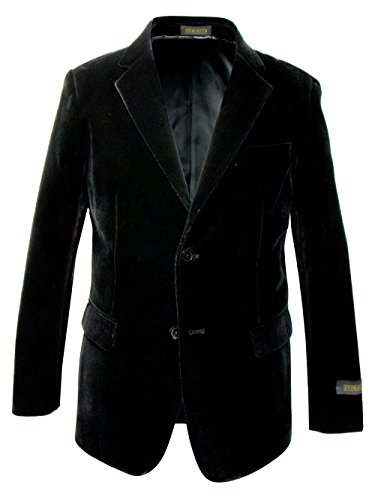 Spring Notion Big Boys' Velvet Blazer Jacket 6 -