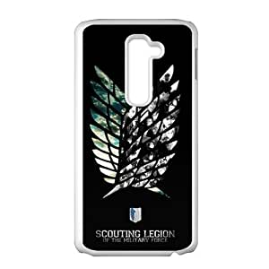 KORSE Attack on Titan Cell Phone Case for LG G2