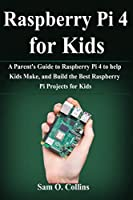 Raspberry Pi 4 for Kids Front Cover