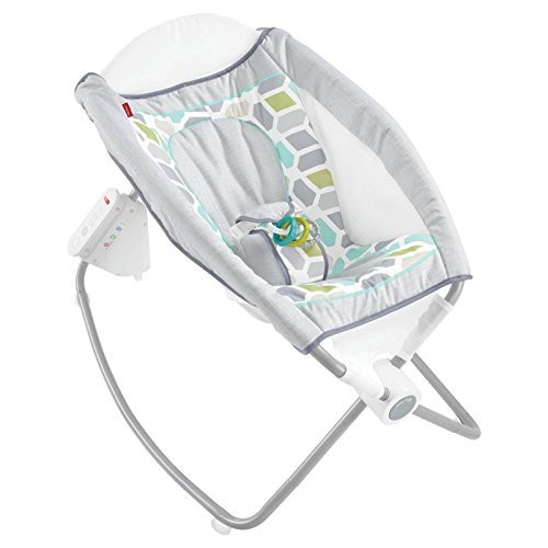 Fisher-Price Auto Rock 'n Play Sleeper - Teal by Fisher-Price