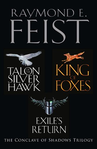 Amazon the complete conclave of shadows trilogy talon of the the complete conclave of shadows trilogy talon of the silver hawk king of foxes fandeluxe Choice Image