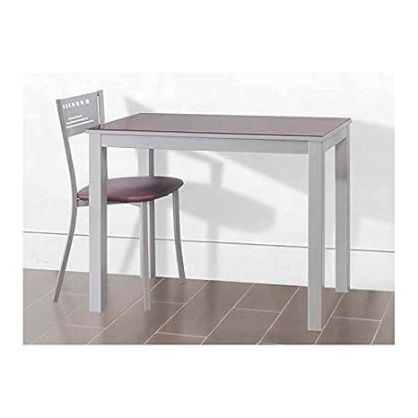 Amuebla 656. Mesa DE Cocina DE 90 X 50 CM. Extensible ...