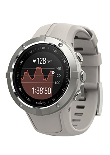 Suunto Spartan Trainer Wrist HR Multisport GPS Watch (Sandstone) by Suunto