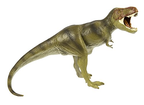 (Safari Ltd Carnegie Dinosaurs Collection - Tyrannosaurus Rex - Realistic Hand Painted Toy Figurine Model - Quality Construction from Safe and BPA Free Materials - For Ages 3 and Up )