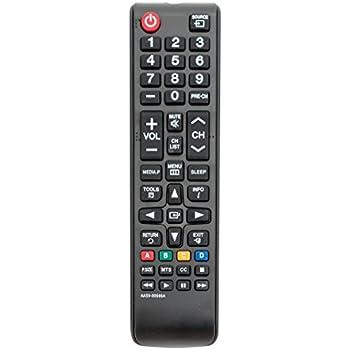 samsung tv model un32eh4003f. vinabty new aa59-00666a replaced remote fits for samsung tv un32eh4003v un40es6003f lh32hdbplga un32eh4003fxza un39eh5003fxza tv model un32eh4003f 0