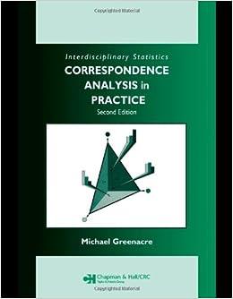 amazon correspondence analysis in practice second edition