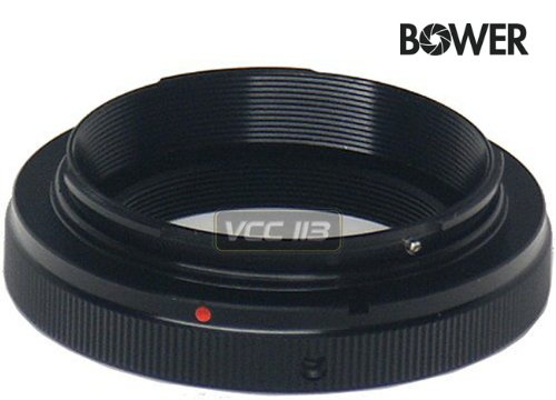 Bower Adapter (Bower ATEOS T-Mount for Canon EOS)