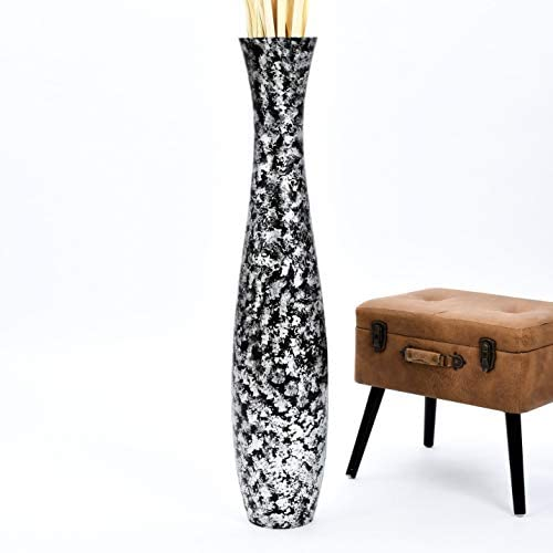 Leewadee Tall Big Floor Standing Vase