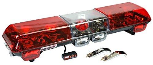 Wolo 7010 R Infinity 1 Halogen Emergency Warning Light