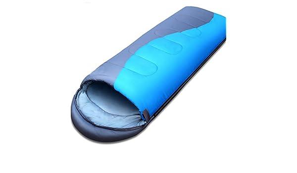 MiaoMiao MIAO - Saco de dormir para exterior (1300 g, se puede lavar a máquina): Amazon.es: Deportes y aire libre