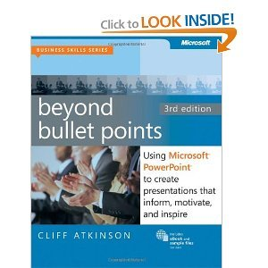 Beyond Bullet Points: Using Microsoft PowerPoint to Create Presentations that Inform, Motivate, and Inspire (Business Skills) (English and English Edition) 3rd (Third) Edition pdf epub