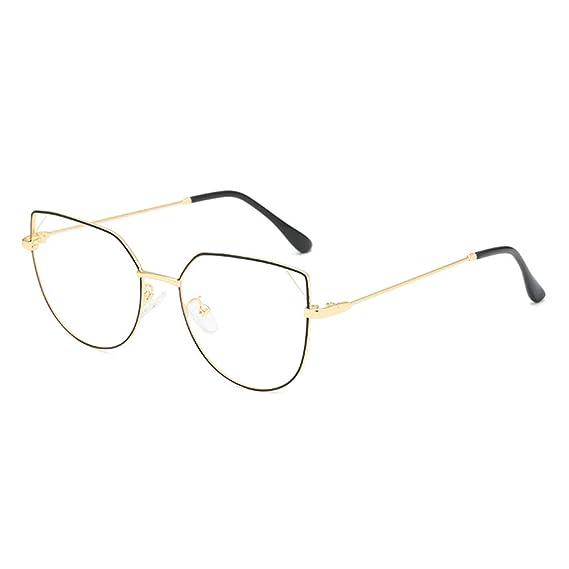 Gafas de Sol para Hombre y Mujer Clásico Lujo Retro UV400 ...